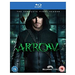 Arrow: The Complete First Season (Blu-ray + UV Copy) (UK Import ohne dt. Ton) Blu-ray