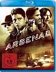 Arsenal (2017) Blu-ray