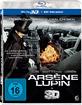Arsène Lupin - Der König unter den Dieben 3D (Blu-ray 3D) Blu-ray