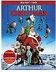 Arthur Christmas (Blu-ray + DVD + UV Copy) (US Import ohne dt. Ton) Blu-ray