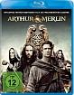 Arthur & Merlin Blu-ray