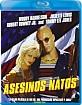 Asesinos Natos - Edición 20 Aniversario (ES Import) Blu-ray