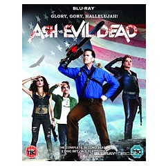 Ash vs Evil Dead: The Complete Second Season (UK Import ohne dt. Ton) Blu-ray