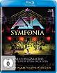 Asia - Symfonia (Live in Bulgaria 2013) Blu-ray