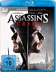 Assassin's Creed (2016) 3D (Blu-ray 3D + Blu-ray + UV Copy) Blu-ray