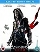 Assassin's Creed (2016) 3D (Blu-ray 3D + Blu-ray + UV Copy) (UK Import ohne dt. Ton) Blu-ray