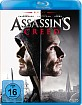Assassin's Creed (2016) Blu-ray