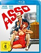 Asso (1981) (Adriano Celentano Collection) Blu-ray