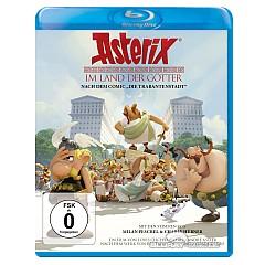 Asterix im Land der Götter Blu-ray