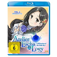 Atelier Escha & Logy - Vol. 3 Blu-ray