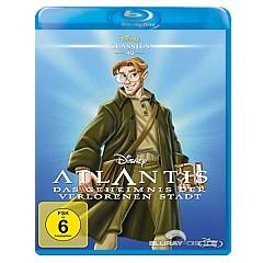 Atlantis - Das Geheimnis der verlorenen Stadt (Disney Classics Collection) Blu-ray