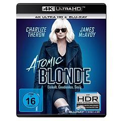 Atomic Blonde (2017) 4K (4K UHD + Blu-ray) Blu-ray
