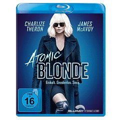 Atomic Blonde (2017) (Blu-ray + UV Copy) Blu-ray