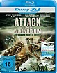 Attack from the Atlantic Rim 3D (Blu-ray 3D) (Neuauflage) Blu-ray