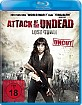 Attack of the Undead - Lost Town Blu-ray