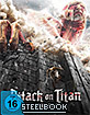 Attack on Titan I (Limited Steelbook Edition) Blu-ray