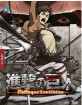 L' Attaque des Titans: Combo Box 1 -13 (Blu-ray + DVD) (FR Import ohne dt. Ton) Blu-ray
