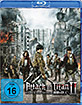 Attack on Titan II - End of the World Blu-ray