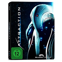 Attraction (2017) 3D (Limited Steelbook Edition) (Blu-ray 3D + Blu-ray) Blu-ray