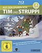 Auf den Spuren von Tim und Struppi Blu-ray