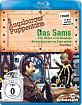 Augsburger Puppenkiste: Am Samstag kam das Sams zurück + Eine Woche voller Samstage (Doppelset) Blu-ray