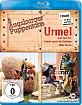 Augsburger Puppenkiste: Urmel aus dem Eis + Urmel spielt im Schloss (Doppelset) Blu-ray