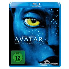 Avatar - Aufbruch nach Pandora Blu-ray