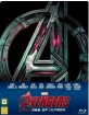 Avengers: Age of Ultron (2015) - Steelbook (SE Import ohne dt. Ton) Blu-ray