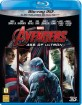 Avengers: Age of Ultron (2015) 3D (Blu-ray 3D + Blu-ray) (NO Import ohne dt. Ton) Blu-ray