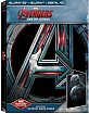 Avengers: Age of Ultron (2015) 3D - Best Buy 'Ultron' Steelbook (Blu-ray 3D + Blu-ray + UV Copy) (US Import ohne dt. Ton) Blu-ray