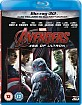 Avengers: Age of Ultron (2015) 3D (Blu-ray 3D + Blu-ray (UK Import ohne dt. Ton) Blu-ray