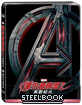 Avengers: Age of Ultron (2015) 3D - Limited Edition Steelbook (Blu-ray 3D + Blu-ray) (TW Import ohne dt. Ton) Blu-ray