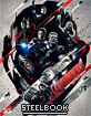 Avengers: Age of Ultron (2015) 3D - Novamedia Exclusive Limited Full Slip Edition Steelbook (KR Import ohne dt. Ton) Blu-ray