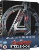 Avengers: Age of Ultron (2015) 3D - Zavvi Exclusive Limited Edition Steelbook (Blu-ray 3D + Blu-ray) (UK Import ohne dt. Ton) Blu-ray
