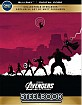 Avengers: Age of Ultron (2015) - Best Buy Exclusive Steelbook (Blu-ray + UV Copy) (US Import ohne dt. Ton) Blu-ray