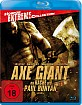 Axe Giant - Die Rache des Paul Bunyan (Horror Extreme Collection) Blu-ray
