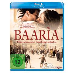 Baarìa - Eine italienische Familiengeschichte Blu-ray