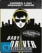Baby Driver (2017) (Limited Steelbook Edition) (Blu-ray + Bonus Blu-ray + 2 CD) Blu-ray