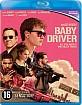 Baby Driver (2017) (Blu-ray + UV Copy) (NL Import) Blu-ray