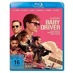 Baby Driver (2017) (Blu-ray + UV Copy) Blu-ray