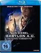 Babylon A.D. - Ungeschnittene Fassung Blu-ray