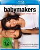 Babymakers - Wenn's so einfach wäre! Blu-ray