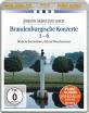 Bach - Brandenburgische Konzerte 1-6 (2013) (Audio Blu-ray) Blu-ray