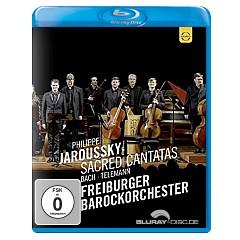 Bach & Telemann - Sacred Cantatas Blu-ray