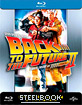 Back to the Future 2 - Zavvi Exclusive Limited Edition Steelbook (UK Import) Blu-ray