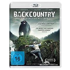 Backcountry - Gnadenlose Wildnis Blu-ray