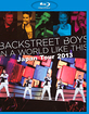 Backstreet Boys - In a World like this (Japan Tour 2013) (Region A - JP Import ohne dt. Ton) Blu-ray