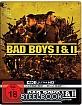 Bad Boys I & II 4K (Limited Steelbook Edition) (4K UHD + Blu-ray) Blu-ray