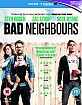 Bad Neighbours (Blu-ray + UV Copy) (UK Import) Blu-ray