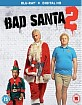 Bad Santa 2 - Theatrical and Unrated (Blu-ray + UV Copy) (UK Import ohne dt. Ton) Blu-ray